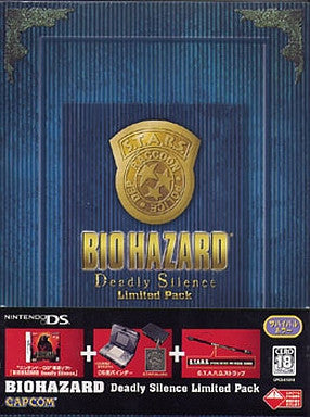 Image for BioHazard Deadly Silence [Limited Pack]