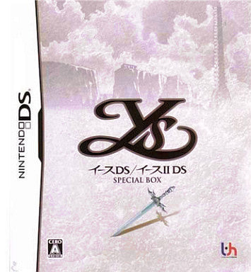 Image for Ys DS / Ys II DS Special Box [Limited Edition]