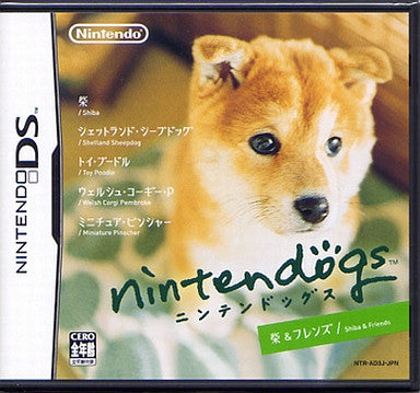 Image 1 for Nintendogs - Shiba & Friends