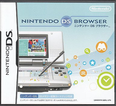 Image 1 for Nintendo DS Browser (NDS Version)