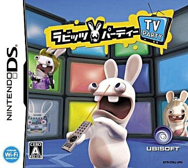Image 1 for Rayman Raving Rabbids TV Party