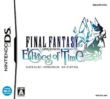 Image for Final Fantasy Crystal Chronicles: Echoes of Time