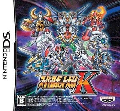 Image for Super Robot Taisen K