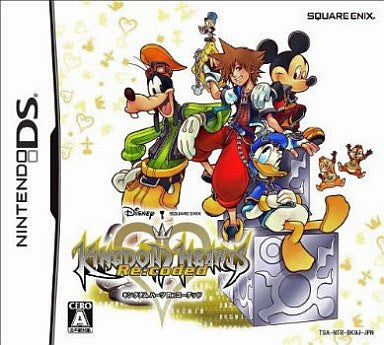 Image for Kingdom Hearts Re:coded