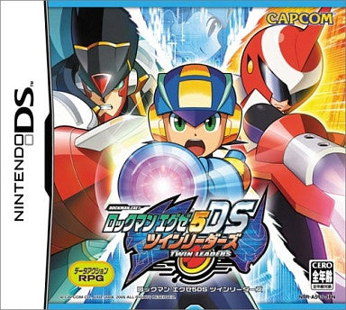 Image 1 for Rockman EXE 5 DS Twin Leads