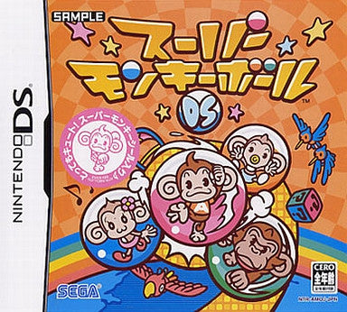 Image 1 for Super Monkey Ball DS