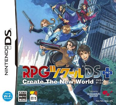 Image for RPG Tsukuru DS+: Create the New World