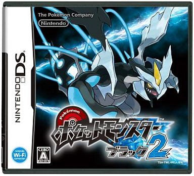Image 1 for Pokemon Black 2 [DSi Enhanced]