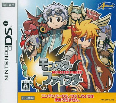 Monster Finder [DSi Enhanced]
