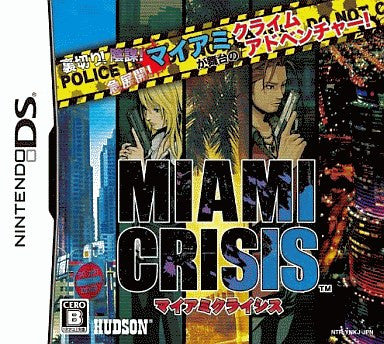 Image for Miami Crisis