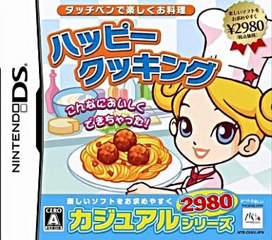 Image for Happy Cooking: Touchpen de Tanoshiku Oryouri
