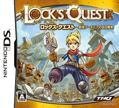 Image 1 for Lock's Quest