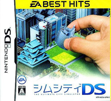 Image 1 for Sim City DS (EA Best Hits)