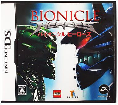 Image for Bionicle Heroes