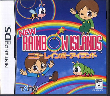 Image for New Rainbow Islands