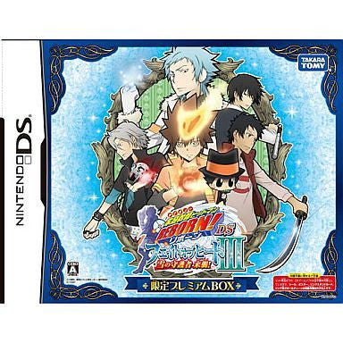 Image 1 for Katekyoo Hitman Reborn! DS Fate of Heat III - Yuki no Shugomono Raishuu! [Limited Edition]
