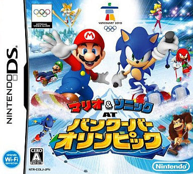 Image for Mario & Sonic at Vancouver Olympics