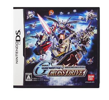 Image for SD Gundam G Generation: Cross Drive