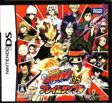 Image 1 for Katekyoo Hitman Reborn! DS Frame Rumble Gaikyoushuu