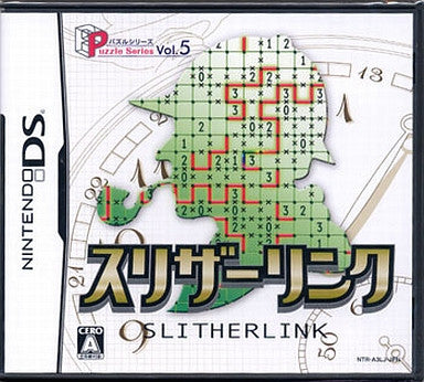 Image for Puzzle Series Vol. 5: Slitherlink