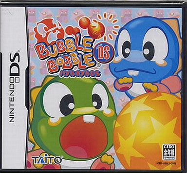 Image 1 for Bubble Bobble DS