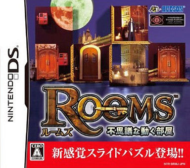 Image for Rooms: Fushigi na Ugoku Heya