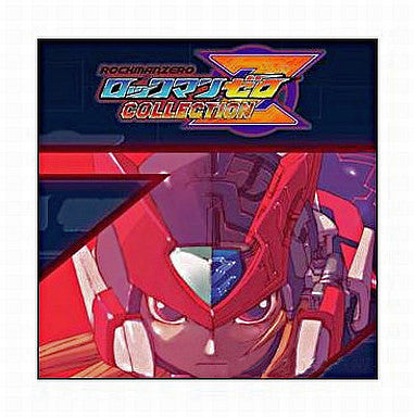 RockMan Zero Collection