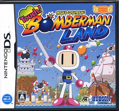 Image for Touch! Bomberman Land