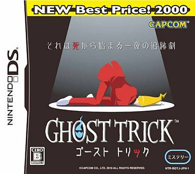 Image for Ghost Trick (NEW Best Price! 2000)