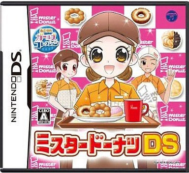 Image for Mister Donut DS