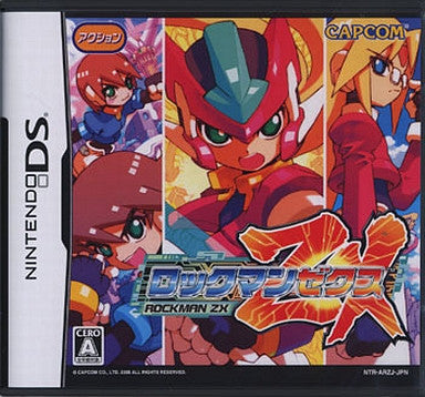 Image for Rockman ZX