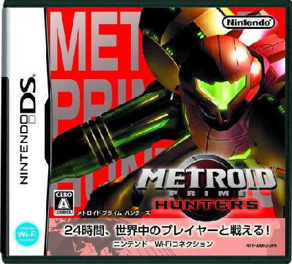 Image for Metroid Prime: Hunters