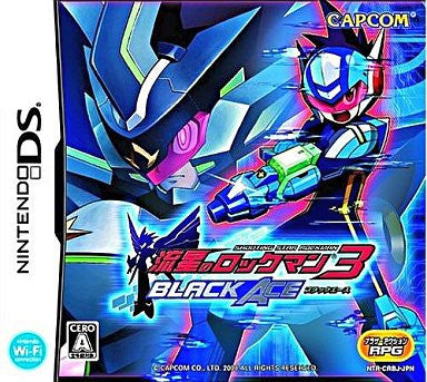 Image for Ryuusei no RockMan 3: Black Ace