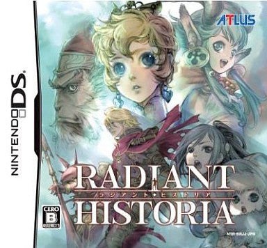 Image for Radiant Historia