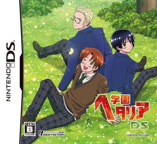 Image 1 for Gakuen Hetalia [Limited Edition]