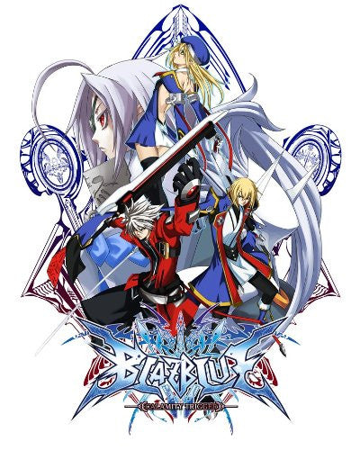 Image 1 for BlazBlue Portable (ASW Best Selection)