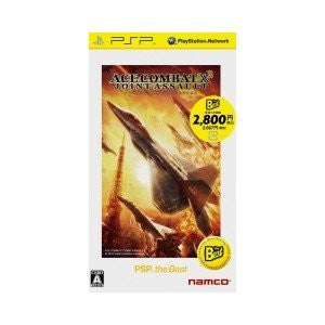 Ace Combat X2: Joint Assault (PSP the Best)