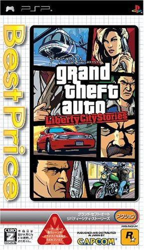 Image 1 for Grand Theft Auto Libert City Stories (Best Price!)