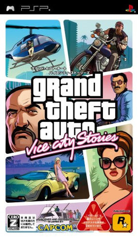 Image for Grand Theft Auto: Vice City Stories