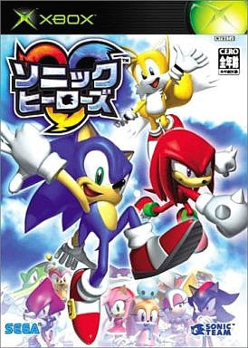 Image for Sonic Heroes