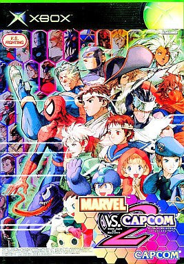 Marvel vs. Capcom 2: New Age of Heroes