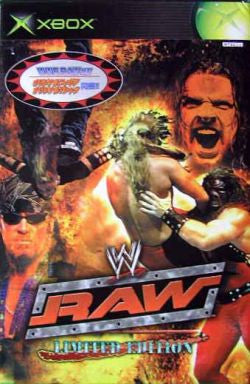 Image 1 for WWE Raw [Limited Edition]