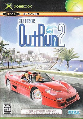 OutRun 2 [First Print Limited Edition]