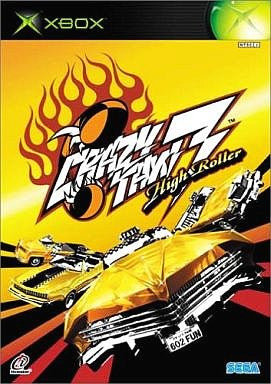 Image 1 for Crazy Taxi 3 High Roller