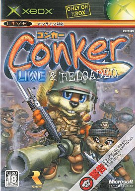 Image 1 for Conker: Live & Reloaded