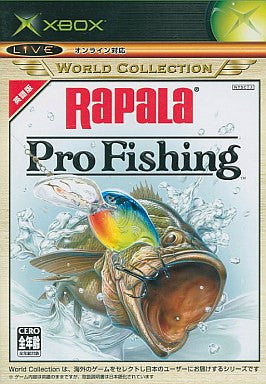 Image 1 for Rapala Pro Fishing (Xbox World Collection)