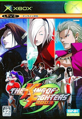 Image for The King of Fighters 2003