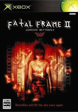 Image for Fatal Frame II: Crimson Butterfly