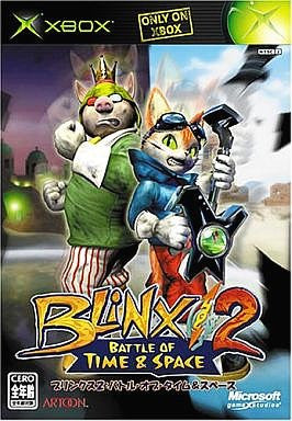 Image 1 for Blinx 2: Battle of Time and Space