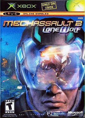 Image for MechAssault 2: Lone Wolf